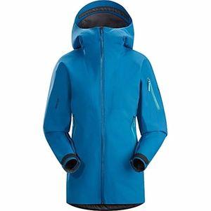 NWOT Arc'teryx Sentinel Jacket Women's Cyan Blue L